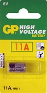 2 stuks GP High Voltage alkaline batterij type 11 A en MN 11