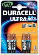 Duracell Ultra alkaline batt. type AAA (potlood)