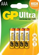 GP Ultra alkaline batterij type AAA (potlood)